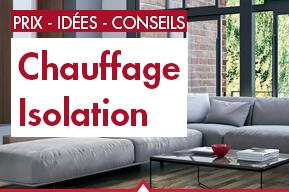 Promotion chauffage isolation