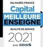 Capital - Meilleure enseigne 2021