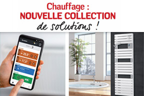 Nos solutions chauffage 2020