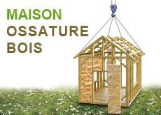 Maison � ossature bois - Dossier