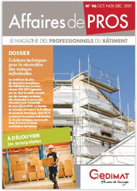 Affaires de Pros n°96 - Octobre / Novembre / Décembre
