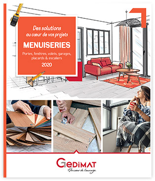 Catalogue Menuiserie