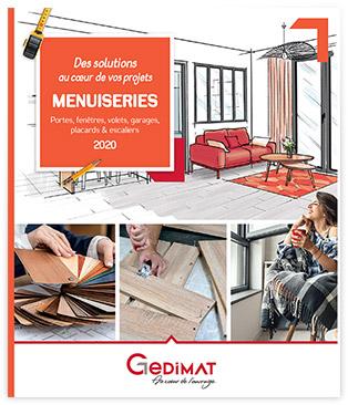 Catalogue Menuiserie et Aménagements Gedimat 2020