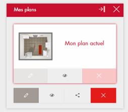 Configurateur 3D Gedimat - Plan