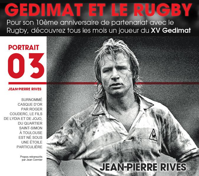 10 ans - Gedimat et le Rugby - Sylvain Marconnet