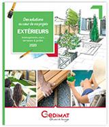 Catalogue Aménagements extérieurs