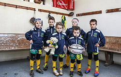 Photo Ecole Rugby Causse Correzien