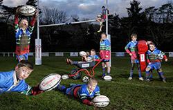 Photo Ecole Rugby SPAUR