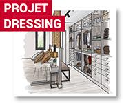Projet Dressing