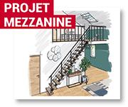 Projet mezzanine