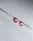 Barre de douche MAGIC droite long.1,25m à 2,20m chromée - Gedimat.fr