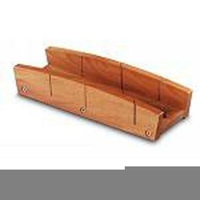 Boite à onglet en bois larg.maxi 65mm haut.maxi 40mm long.300mm - Gedimat.fr