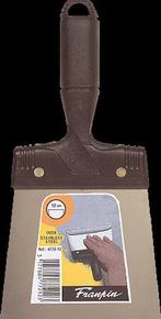 Couteau à enduire inox manche polypropylène 12mm - Gedimat.fr