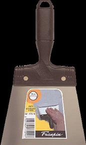 Couteau enduire inox manche polypropylène larg.14cm n°14 - Gedimat.fr