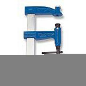 Serre-joints à pompe professionnel saillie 100 section 35x9mm serrage 1500mm - Gedimat.fr
