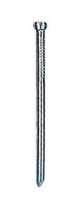 Pointe acier brut tête homme diam.0,9mm long.16mm sous blister de 80g - Gedimat.fr
