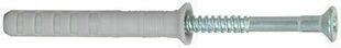Chevilles à frapper nylon à clou FISCHER N-S diam.8mm long.120mm en boîte de 50 pièces - Gedimat.fr