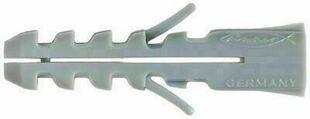 Cheville à expansion nylon FISCHER type S diam.8mm long.40mm en boîte de 100 pièces - Gedimat.fr