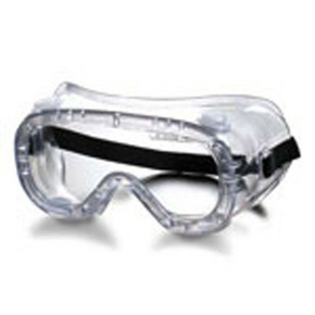 Lunette masque de protection anti-buée PVC souple - Gedimat.fr
