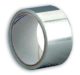 Ruban adhésif aluminium larg.5cm long.10m en sachet - Gedimat.fr