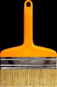 Brosse spalter à lisser et vitrifier fibres soies glycéro n°150 ép.9mm larg.15cm - Gedimat.fr