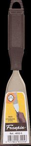 Couteau de peintre inox manche polypropylène noir n°5 5cm - Gedimat.fr