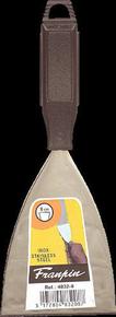 Couteau de peintre inox manche polypropylène noir n°8 8cm - Gedimat.fr