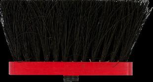 Balai de cour fibres Piassava semelle bois 26cm - Gedimat.fr