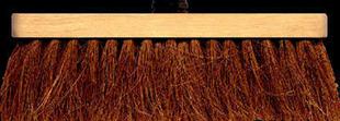 Balai de ménage fibres coco long.29cm - Gedimat.fr