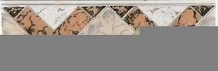 Listel carrelage pour mur en faïence TRAMA larg.6,5cm long.20cm coloris beige - Gedimat.fr