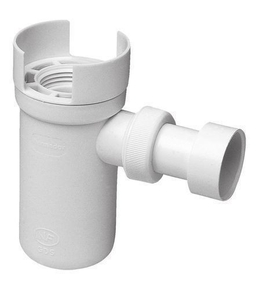 Entonnoir siphon pour chauffe-eau échappement diam.26x34mm - Gedimat.fr