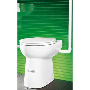 Broyeur WC SANICOMPACT 43 SFA 550W 220V haut.45cm larg.43cm long.39cm blanc - Gedimat.fr