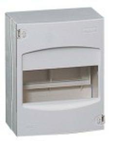 Coffret modulaire cache bornes blanc à équiper LEGRAND Drivia capacité 6 modules - Gedimat.fr