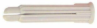 Cheville à expansion multi-usages P10C polypropylène rouge diam.10mm long.53mm 100 pièces - Gedimat.fr