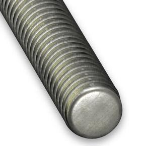 Tige filetée acier zingué diam.16mm long.1m en lot de 10 pièces - Gedimat.fr