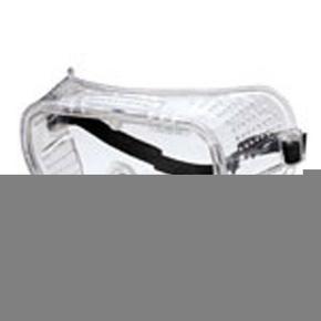 Lunette-masque de protection polycarbonate incolore - Gedimat.fr