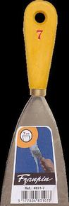 Couteau de peintre acier manche bois teinté 2cm - Gedimat.fr