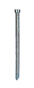 Pointe acier brut tête homme diam.2,4mm long.50mm en barquette plastique de1kg - Gedimat.fr