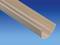 Gouttière PVC demi-ronde de 25 coloris sable long.2m - Gedimat.fr