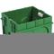 Boîte d'encastrement 1 poste à sceller carrée colorisvert dim.75x75mm haut.40mm sous film 1 pièce - Gedimat.fr