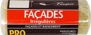 Manchon polyamide méché pour rouleau façades irrégulières larg.180mm diam.48 - Gedimat.fr