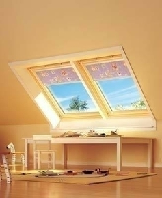 Fenêtre standard VELUX GGL SK08 type 3054 haut.140cm larg.114cm - Gedimat.fr
