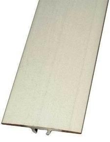 barre de seuil fixation invisible extra plat aluminium long finition naturel. Black Bedroom Furniture Sets. Home Design Ideas