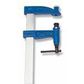 Serre-joints à pompe professionnel saillie 80 section 30x8mm serrage 400mm - Gedimat.fr