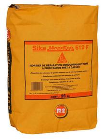 Mortier de r�paration SIKAMONOTOP 612F sac de 25kg - Gedimat.fr