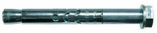 Cheville métallique à douille FSA-S diam.10mm long.70mm ancrage prof.40mm - Gedimat.fr
