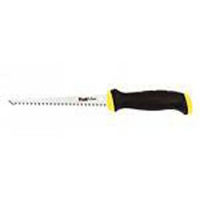 Scie a guichet spéciale plaques de plâtre FATMAX poignée ergonomique bimatière, denture JetCut 7 dents au pouce long.35,5cm - Gedimat.fr