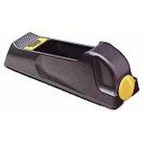 Rabot bloc corps métallique forme ergonomique lame 4,2cm - Gedimat.fr