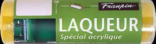 Manchon mousse floquée pour rouleau laqueur spécial acryl larg.180mm diam.35mm - Gedimat.fr