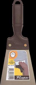 Couteau à enduire inox manche polypropylène 10mm - Gedimat.fr